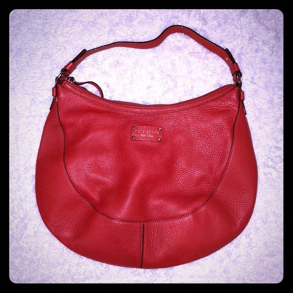 kate spade Handbags - ♠️Kate Spade Berkshire Road Lori Leather bag ♠️